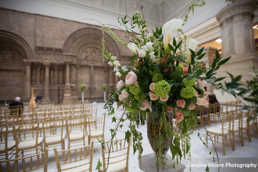 Carnegie Museum Wedding